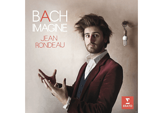 Jean Rondeau - Imagine [CD]