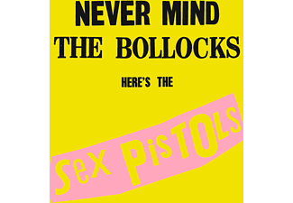 The Sex Pistols - Never Mind The Bollocks, Here's The Sex Pistols - (CD)