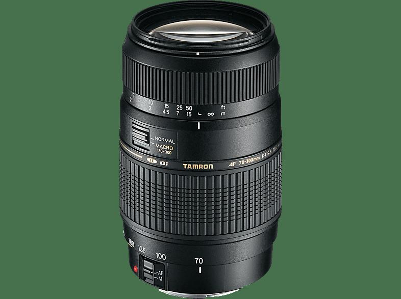 TAMRON A17NII Telezoom für Nikon AF, 70 mm - 300 mm, f/4-5.6