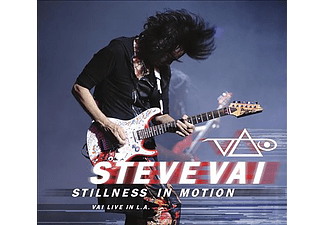 Steve Vai - Stillness in Motion - Vai Live in L.A. (DVD)