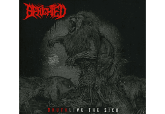 Benighted - Brutalive The Sick - (CD + DVD Video)