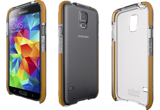TECH 21 Impact Frame med lock Galaxy S5 - Transparent