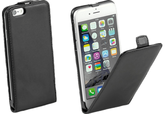 VIVANCO Flip-fodral iPhone 6 - Svart