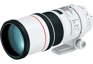 CANON EF 300mm f/4L IS USM 300 mm Objektiv f/4, System: Canon, Weiß