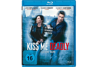 Kiss Me Deadly-Codename: Delphi [Blu-ray]