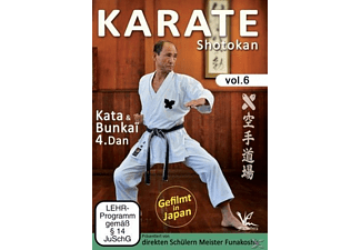 Karate Shotokan Vol.6 Kata & Bunkai 4.Dan - (DVD)