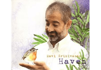 Ravi Srinivasan - Haven - (CD)