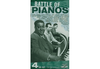 Various - Battle Of Pianos (Various) - (CD)