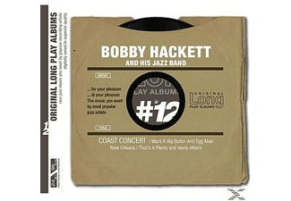 Bobby Hackett;Bobby & His Jazz Band Hackett - Coast Concert - (CD)