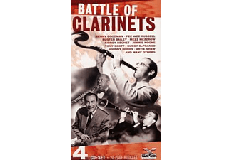 Various - Battle Of Clarinets - (CD)