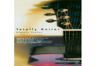 Various - Totally Guitar Classic Style - (CD)