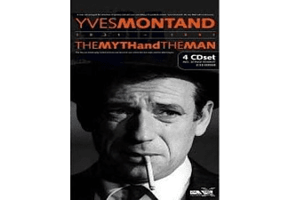 Yves Mont - The Myth And The Man - (CD)