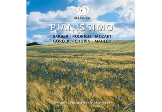 The Royal Philharmonic Orchestra - Pianissimo (Various) [CD]