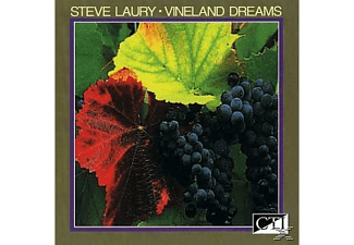 Steve Laury - Vineland Dreams - (CD)
