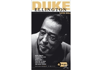 Duke Ellington - Satin Doll - (CD)