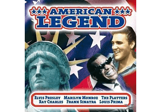 Various - American Legend [CD]