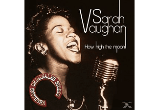 Sarah Vaughan - How High The Moon - (CD)