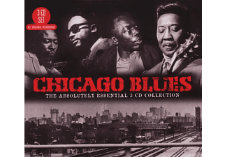 VARIOUS - Chicago Blues - (CD)