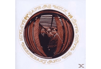 Captain Beefheart - Safe As Milk - (CD)