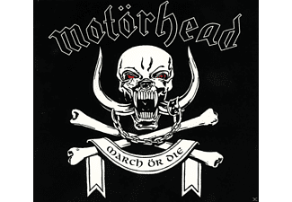 Motörhead - March Or Die (Remastered Digipak Edit.) - (CD)