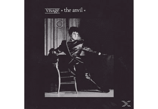 Visage - The Anvil (Expanded) - (CD)