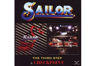 Sailor - The Third Step/Checkpoint - (CD)
