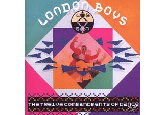 London Boys - The Twelve Commandments Of Dance (Exp.+ - (CD)