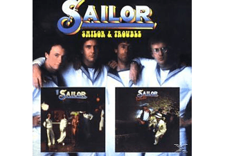 Sailor - Sailor & Trouble - (CD)