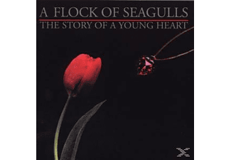 A Flock Of Seagulls - The Story Of A Young Heart (+7 Bonus Tracks) [CD]