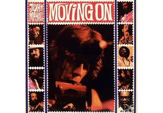 John Mayall - Moving On - (CD)