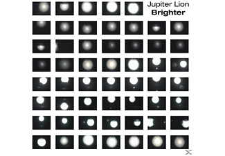 Jupiter Lion - Brighter - (CD)