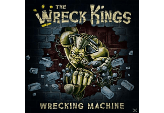 The Wreck Kings - Wrecking Machine - (CD)
