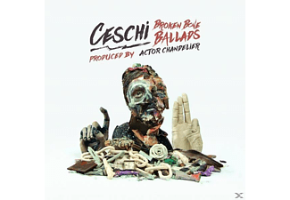 Ceschi - Broken Bone Ballads [CD]