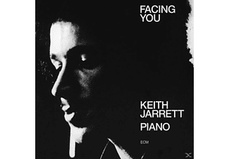 Keith Jarrett - Facing You - (Vinyl)