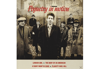 The Pogues - Poguetry In Motion - (Vinyl)