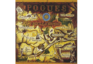 The Pogues - Hells Ditch - (Vinyl)