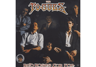 The Pogues - Red Roses For Me - (Vinyl)