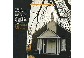 Merle Haggard - Land Of Many Churches [CD]