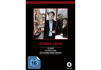 Donna Leon Collection - (DVD)