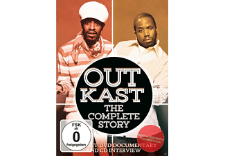 Outkast - The Complete Story - (DVD)