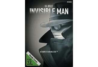 H.G. Wells' Invisible Man - Die komplette Original-Serie [DVD]