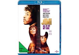 Jimi: All Is By My Side [Blu-ray]