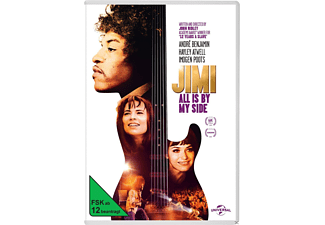 Jimi: All Is By My Side - (DVD)