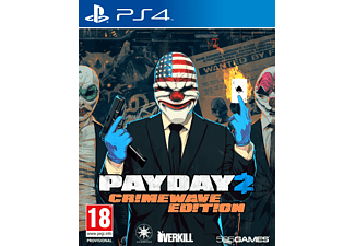 Payday 2 (Crime Wave Edition) | PlayStation 4