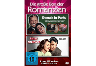 Damals In Paris, Penny Serenade - (DVD)