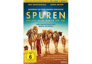 Spuren Mediabook (Limited Edition) - (Blu-ray)