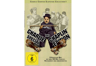 Charlie Chaplin - Slapstick Collection Vol. 1 - (DVD)