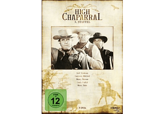 High Chaparral - Staffel 3 - (DVD)