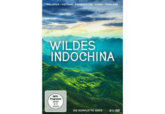 Wildes Indochina [DVD]