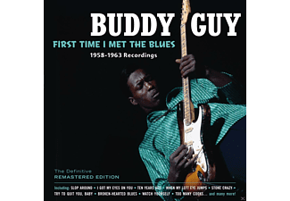 Buddy Guy - First Time I Met The Blues-1 - (CD)